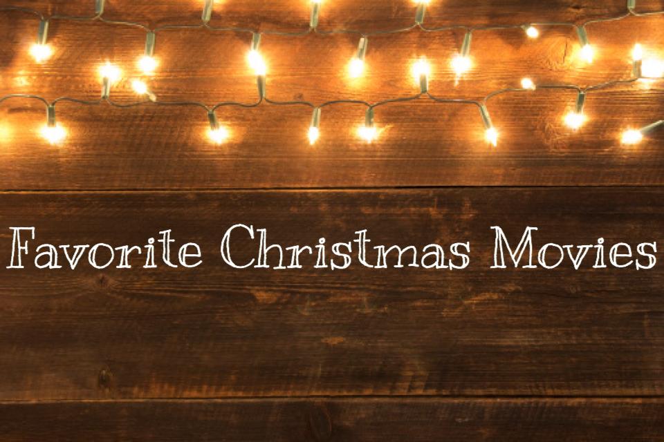 Blogmas Day 3: Favorite Christmas Movies