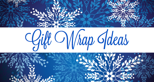 Blogmas Day 5: Gift Wrap Ideas