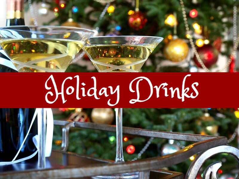 Blogmas Day 18: Holiday Drinks